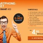 callmobile cleverSmart 400 ohne Startpaketpreis